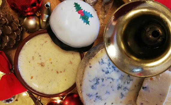 Christmas Tried and Tested Cheese