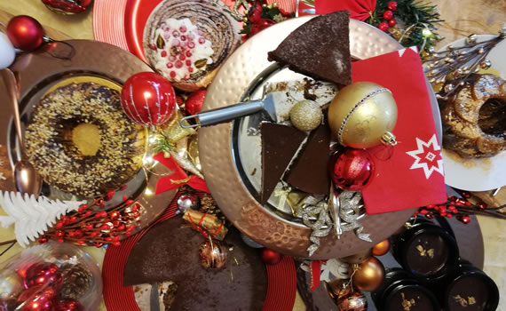 Christmas Tried and Tested centerpiece desserts 2018