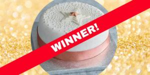 Christmas Taste Test Cake Winner 2019