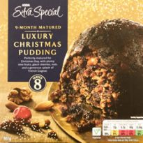 Asda Extra special 9 month matured luxury Christmas Pudding