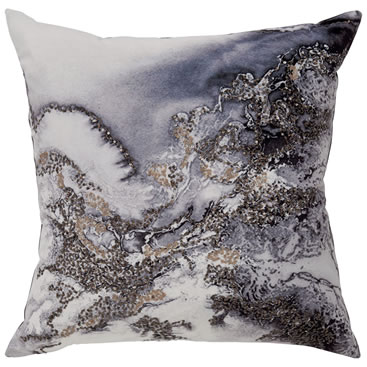 Marks & Spencer Agate Sequin Cushion, £39.50