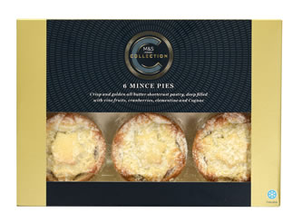 Marks & Spencer Collection Mince Pies