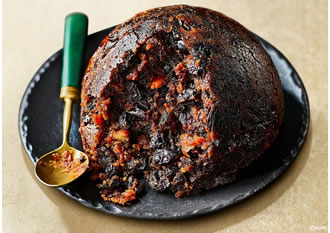 Marks & Spencer The Collection 12-Month Matured Intensely Fruity Christmas Pudding 907g