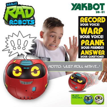 Really R.A.D Robots Yakbot