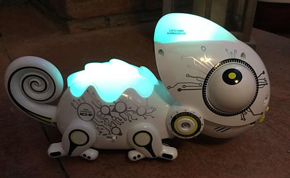 Robo Chameleon LED lights