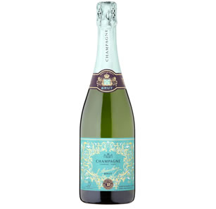 Sainsbury's Taste the Difference Brut NV Champagne