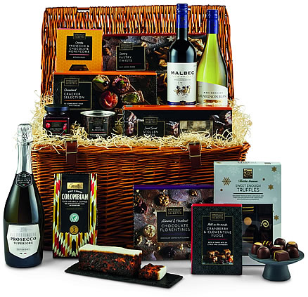 Aldi 2018: Specially Selected Luxury Hamper