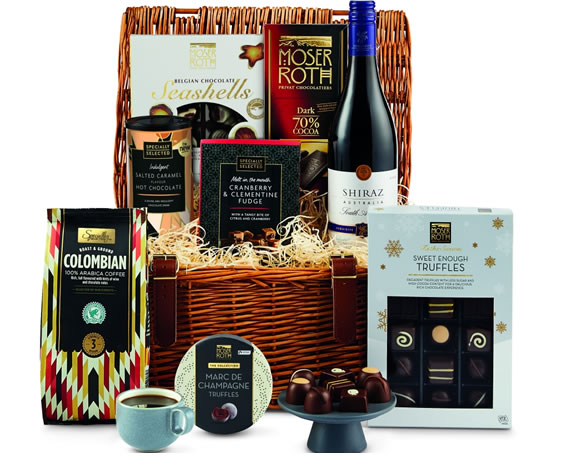 Aldi 2018: Specially Selected Treats Hamper