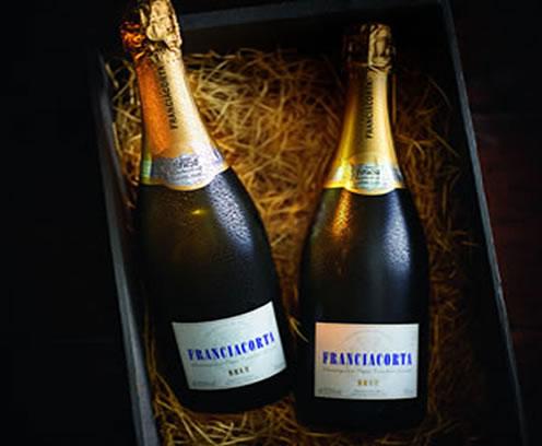 Winner: Tesco Finest Franciacorta