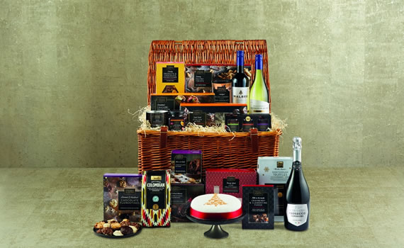 Aldi 2018: The Christmas Feast Hamper