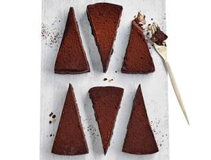 Waitrose & Partners VEGAN Chocolate Torte