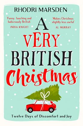 A Very British Christmas Book