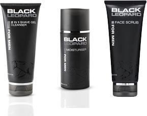 Black Leopard Set