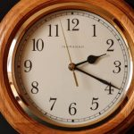 When and what time do the clocks go back?