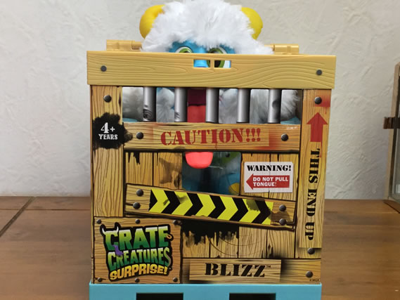 Crate Creatures Surprise- Blizz