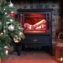 Christmas Gift Review 2018: Dimplex Opti-Myst Traditional Electric Stove