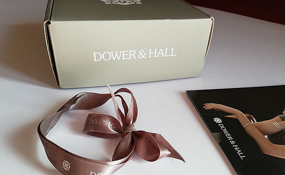 Dower and Hall Gift box