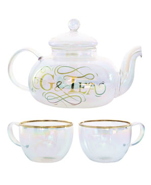 G And Tea Pot