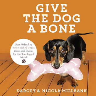 Give The Dog A Bone Book