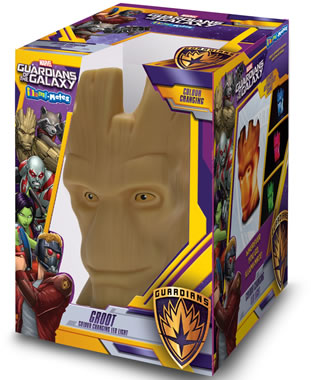 Guardians of the galaxy illumi-mates £7.99