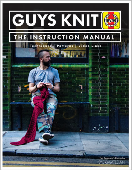 Guy's Knit Book