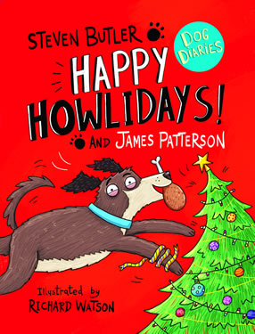 Happy Howlidays Book