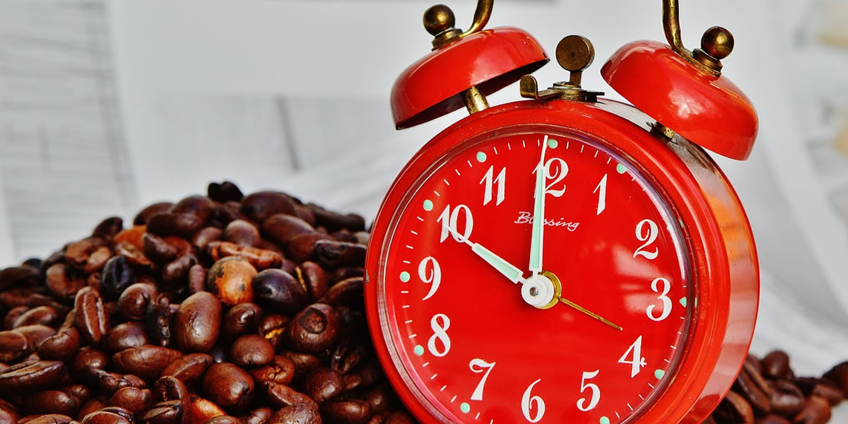 Image of alarm clock