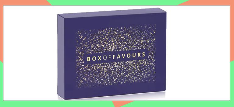 Image of box of favours