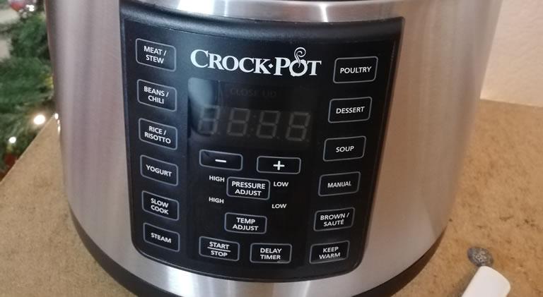Image of Crockpot off