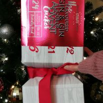 Image of First4Hampers Flavoured Gin Advent Cracker