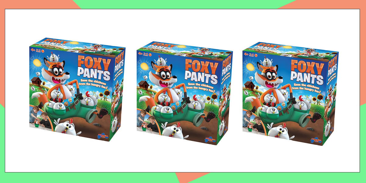 Image of Foxy Pants game by Drumond Park