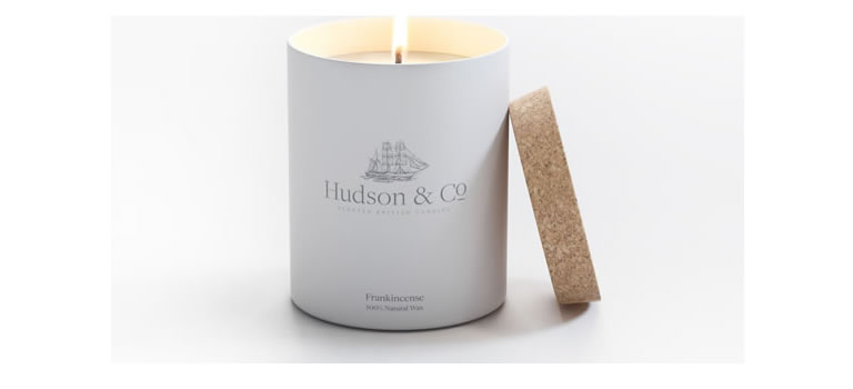 Image of Hudson and Co candle