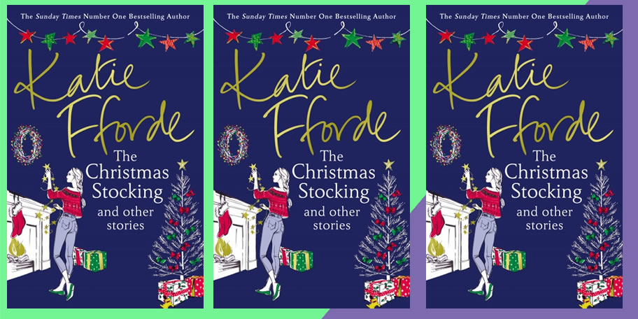 Image of Katie Fforde the Christmas stocking book