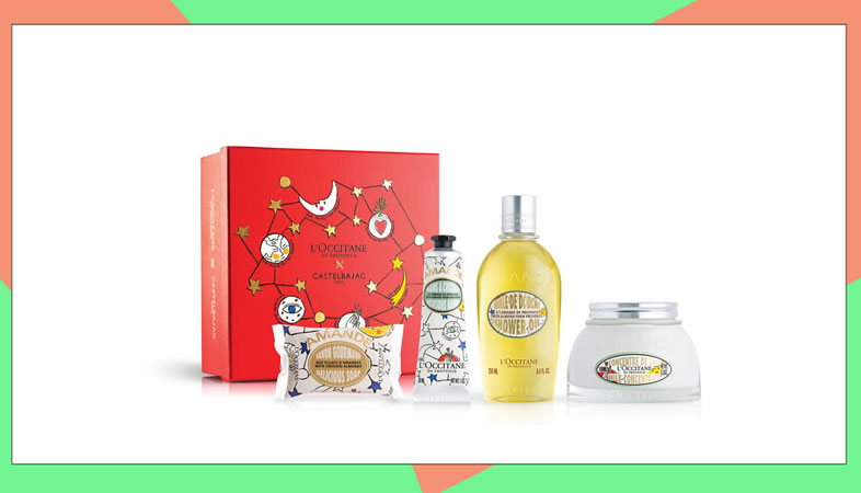 Image of L'Occitane Almond gift set