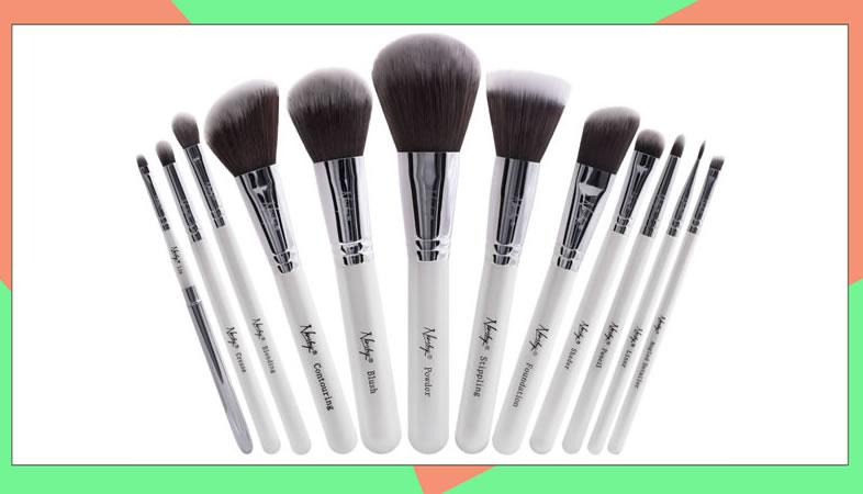 Image of Nanshy makeup brushes