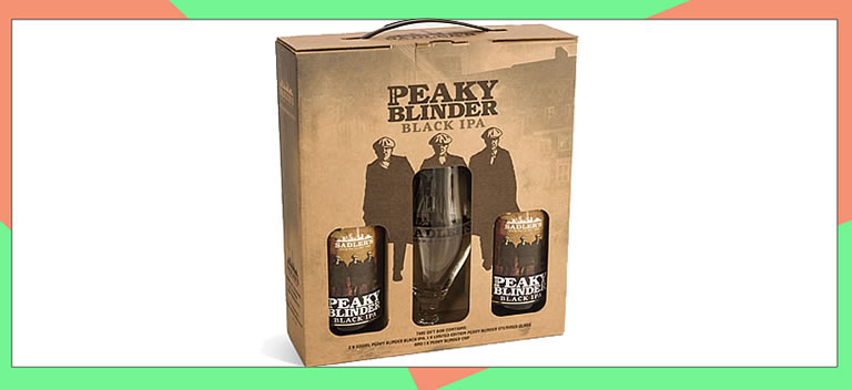 Image of Peaky Blinders ipa beer