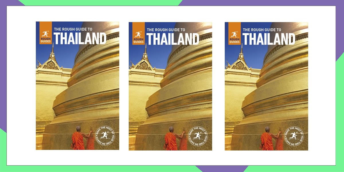 Image of Rough Guide Thailand books