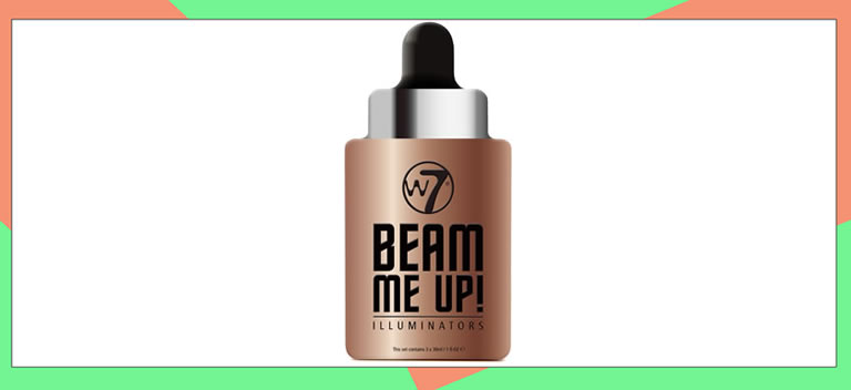 Image of W7 Beam Me Up Highlighter