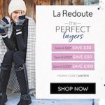 Save up to £100 on your Christmas shopping with La Redoute's order builder!