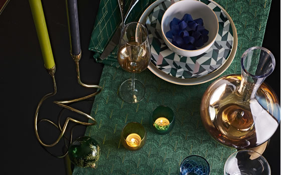 John Lewis & Partners Emerald trend