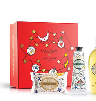 L'Occitane Almond Star Gift Set