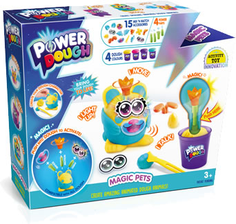 Power Dough Set