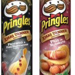 Pringles release new festive flavours including a Prosecco edition