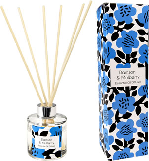 CLIC Sargent Damson Reed Diffuser Set