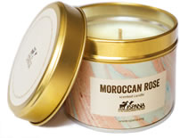 Spana Moroccan Candle