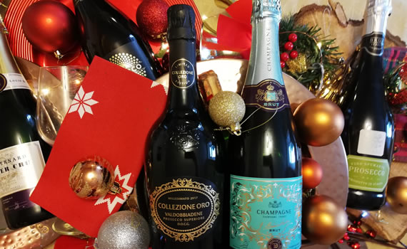 Christmas Tried and Tested Festive Fizz