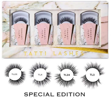 Tatti Lashes Gift set, Special Edition / £25.00 /