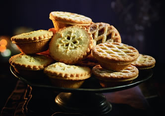Tesco Finest Spiced Rum Mince Pies