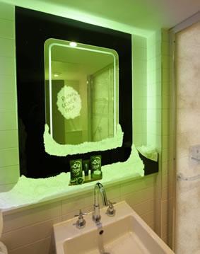 Grinch Bathroom