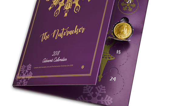 The Nutcracker £5 Coin